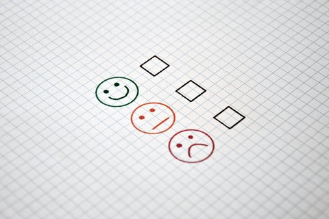 Job interview feedback